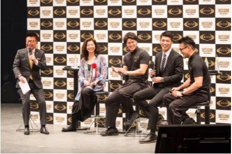 「RIZAP Presents スペシャルトークセッション石田えり×村田諒太」について