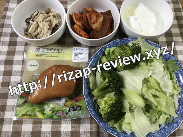 2017.12.8(金)の昼食