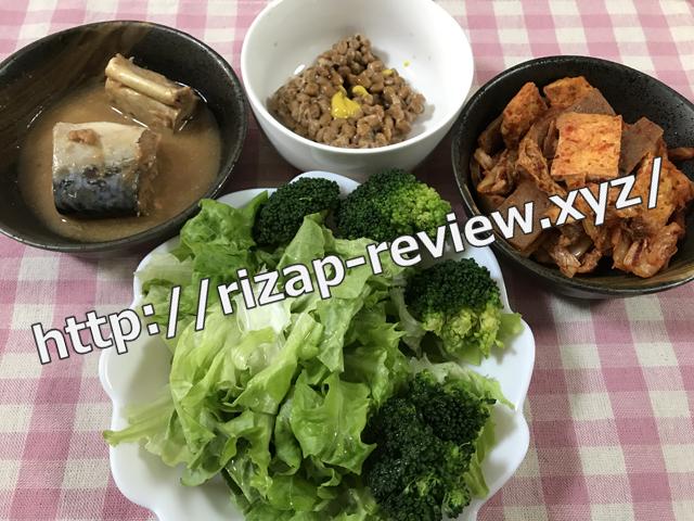 2017.12.25(月)の昼食