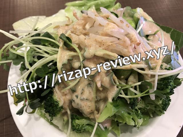 2018.1.21(日)の昼食