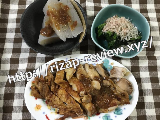 2018.2.6(火)の夕食