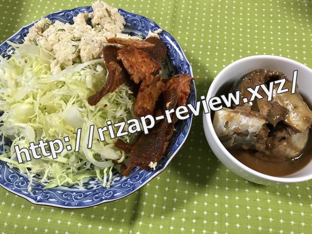2018.2.7(水)の夕食