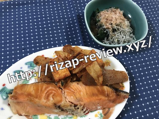 2018.2.25(日)の夕食