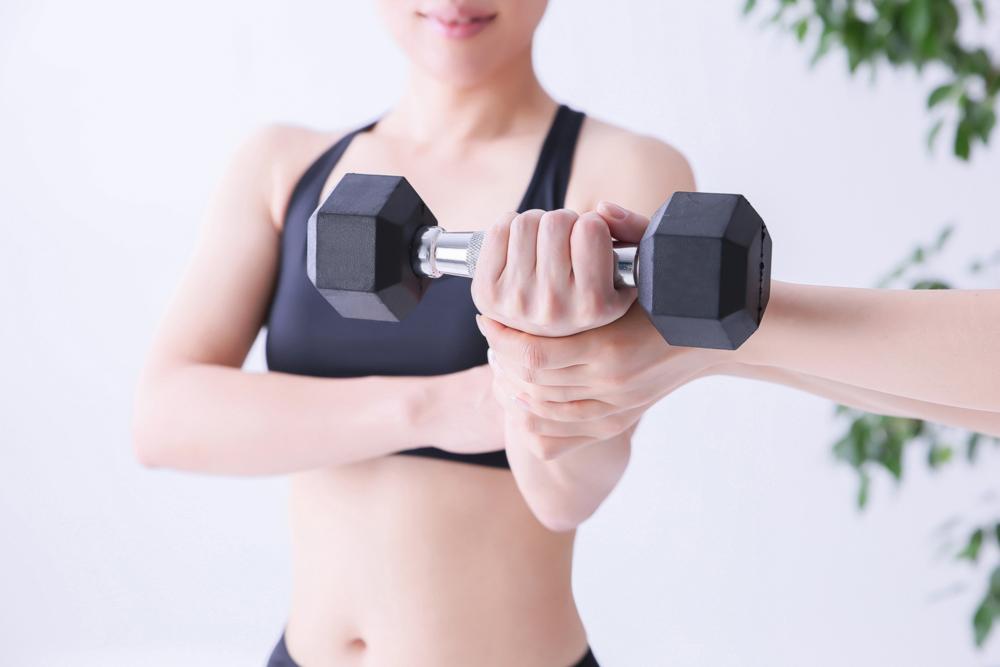 運動苦手なんだけど筋肉を増やす方法って学べるの??