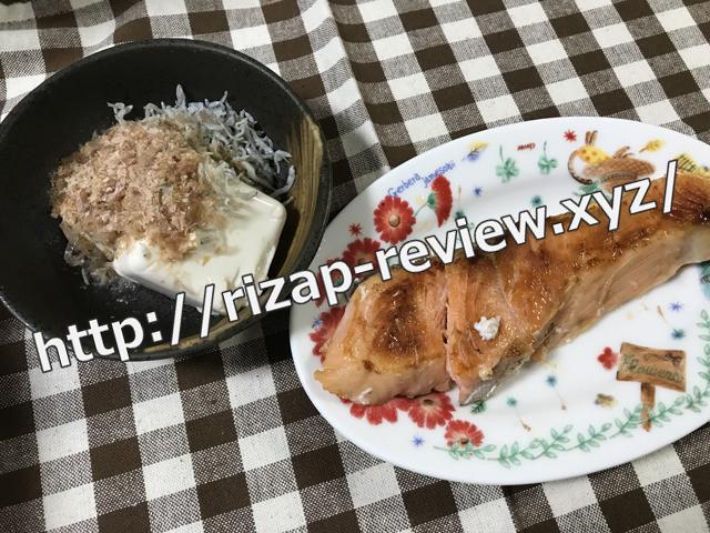 2018.4.7(土)の夕食