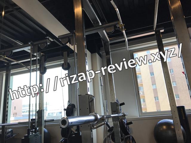 ライザップ柏店にて第49回目トレーニング終了・2018.4.6