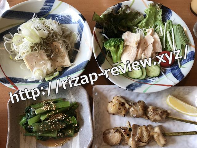 2018.5.4(金)の昼食