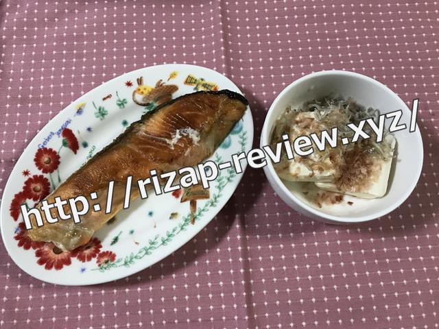 2018.5.7(月)の夕食