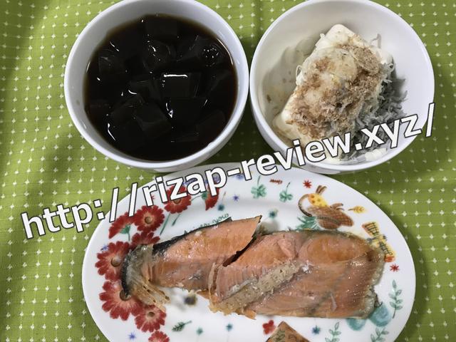 2018.5.19(土)の夕食