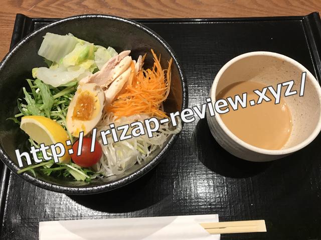 2018.5.27(日)の昼食