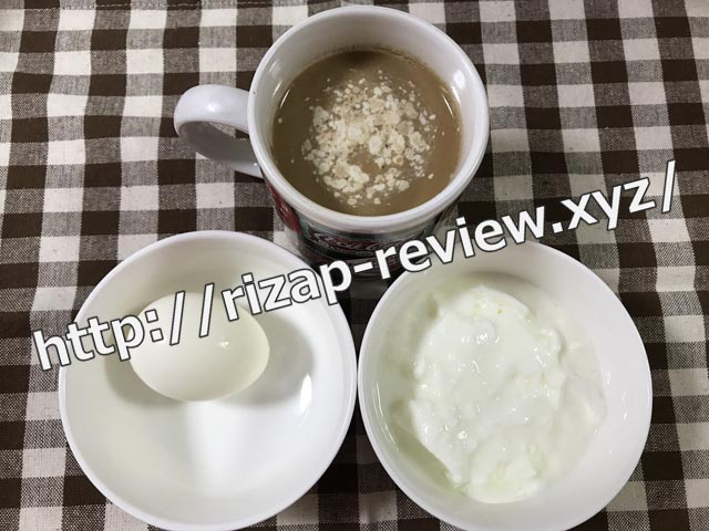 2018.6.21(木)の朝食