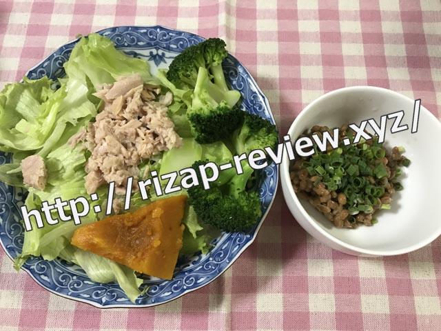 2018.6.21(木)の昼食