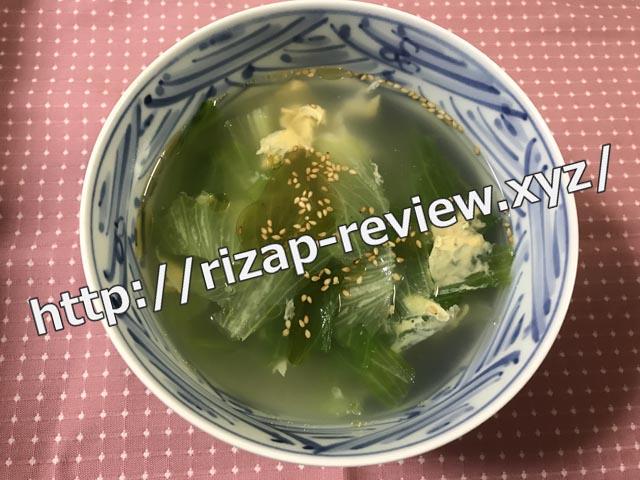 2018.6.22(金)の夕食