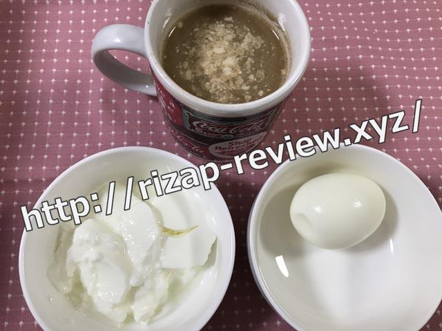 2018.7.8(日)の朝食