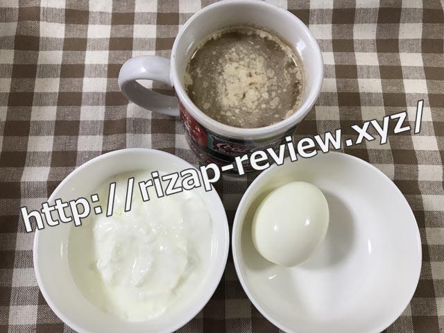2018.7.9(月)の朝食