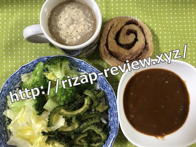 2018.7.15(日)の昼食