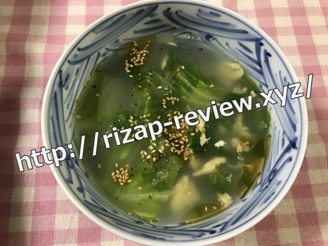 2018.7.19(木)の夕食