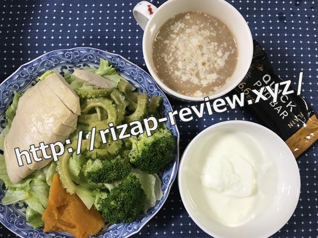 2018.7.21(土)の昼食