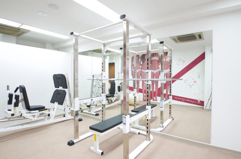 リボーンマイセルフ柏店・トレーニングルーム