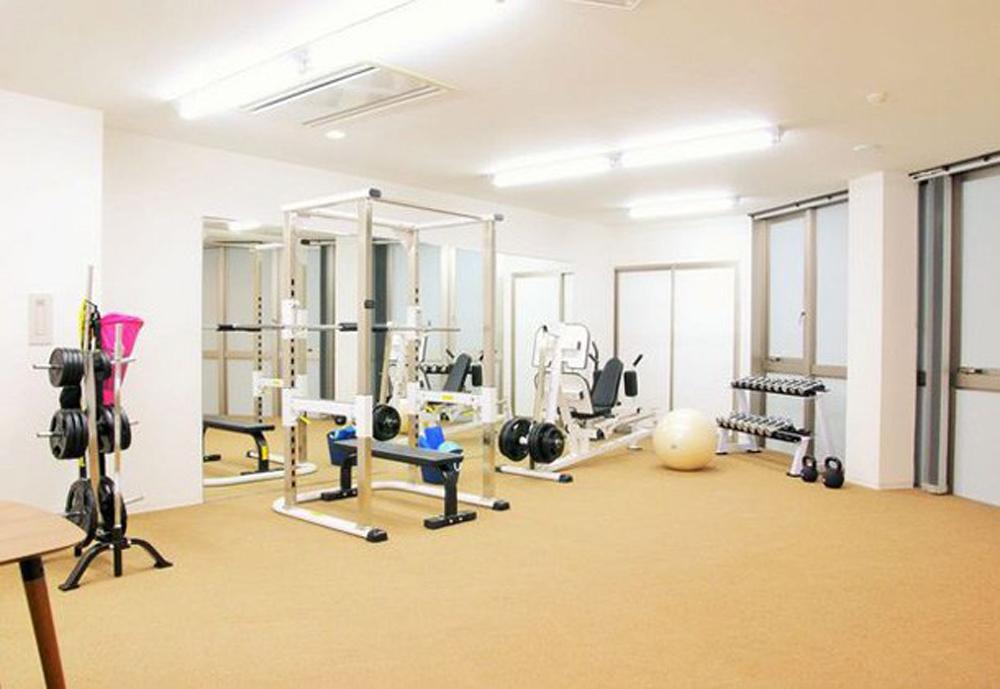 リボーンマイセルフ長野店・トレーニングルーム