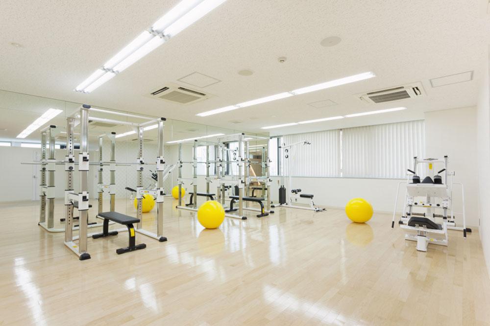 リボーンマイセルフ名古屋駅店・トレーニングルーム