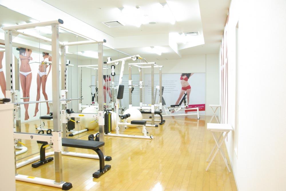 リボーンマイセルフ新潟店・トレーニングルーム