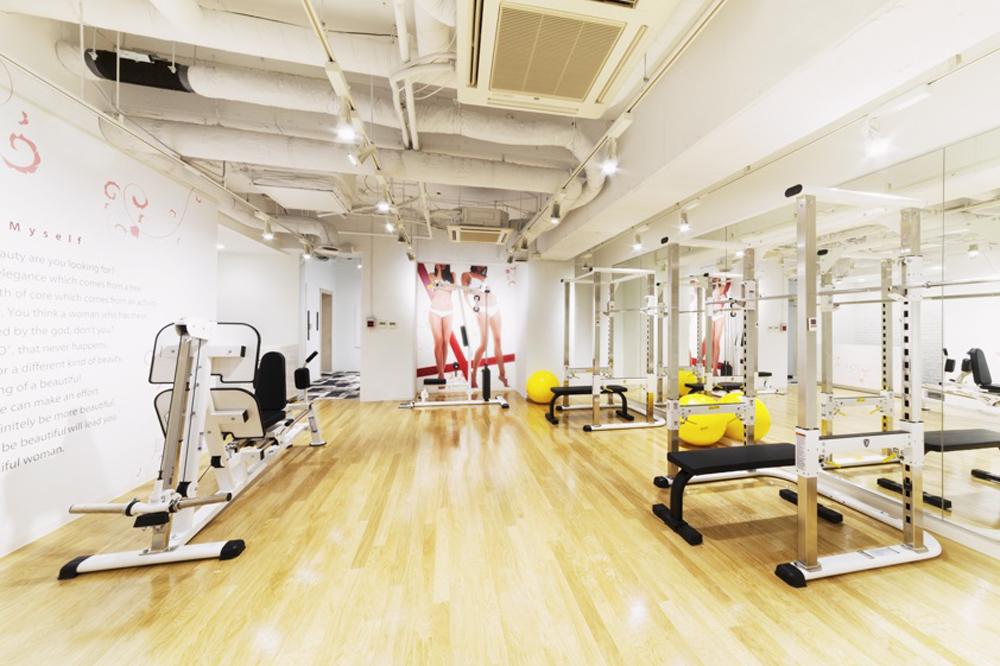 リボーンマイセルフ札幌店・トレーニングルーム