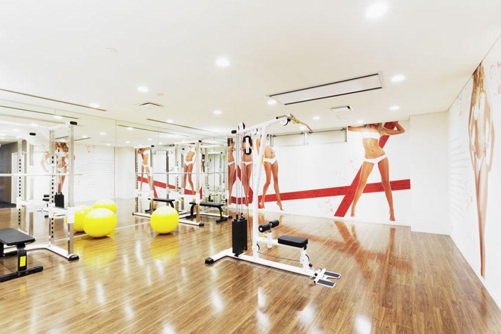 リボーンマイセルフ仙台店・トレーニングルーム