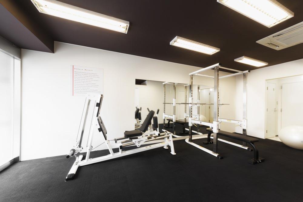 リボーンマイセルフ高崎店・トレーニングルーム