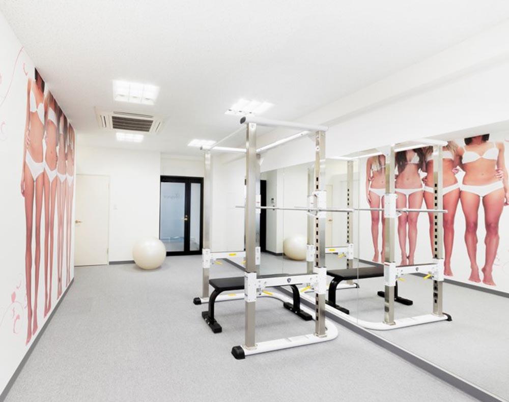リボーンマイセルフ所沢店・トレーニングルーム