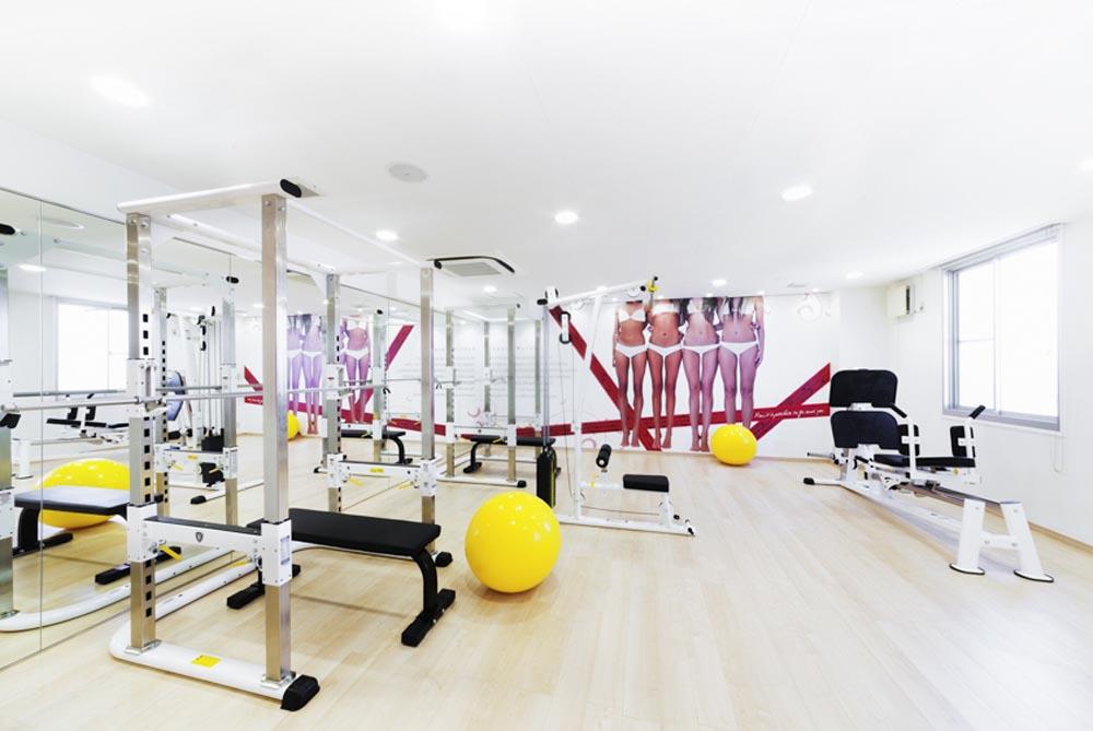 リボーンマイセルフ浦和店・トレーニングルーム