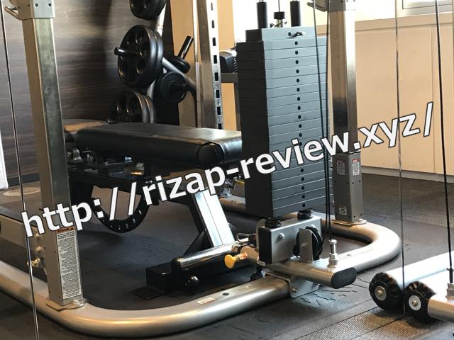 ライザップ柏店にて第83回目トレーニング終了・2018.7.10