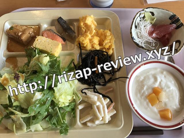 2018.8.1(水)の朝食