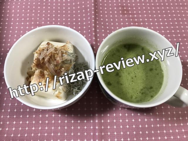 2018.8.6(月)の夕食