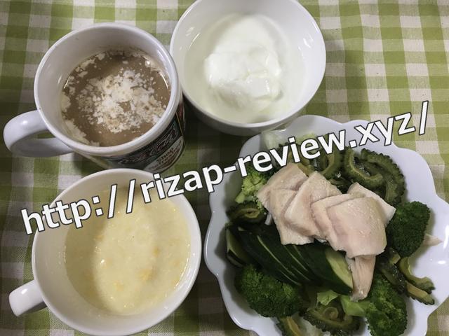 2018.8.7(火)の昼食