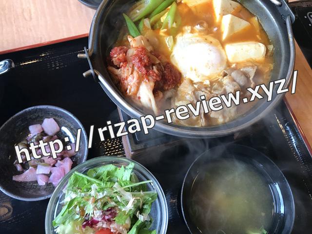 2018.8.19(日)の昼食