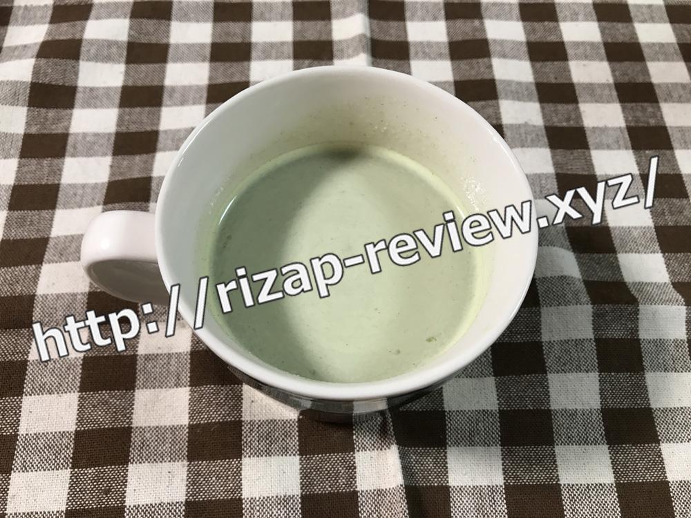 2018.8.28(火)ライザップ流の夕食