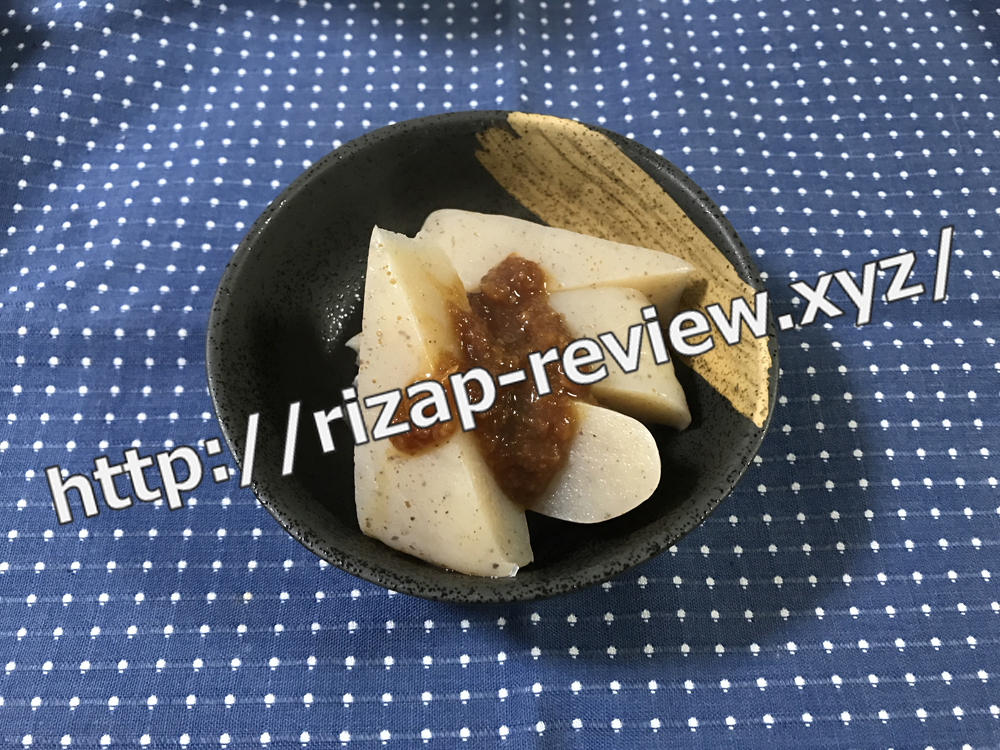 2018.9.2(日)ライザップ流の夕食