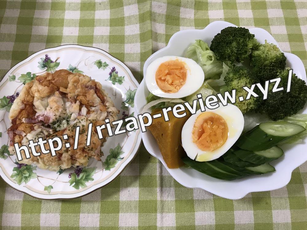 2018.9.17(月)ライザップ流の昼食