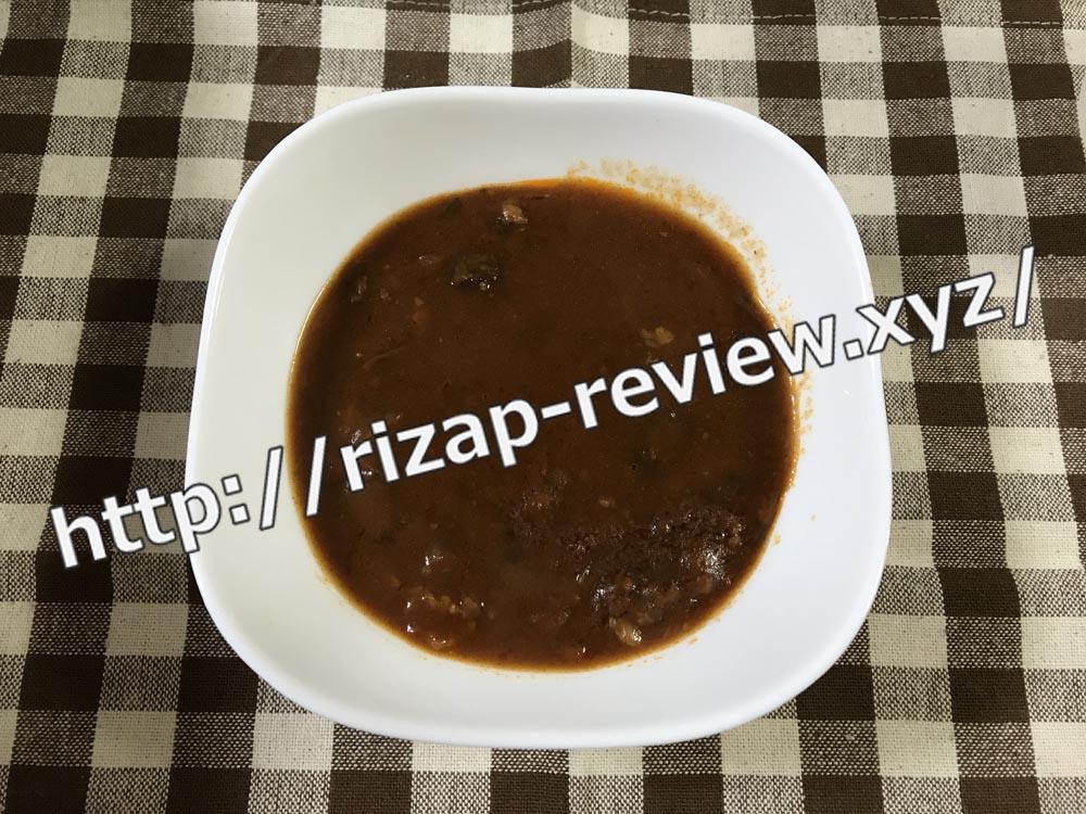 2018.9.29(土)ライザップ流の夕食