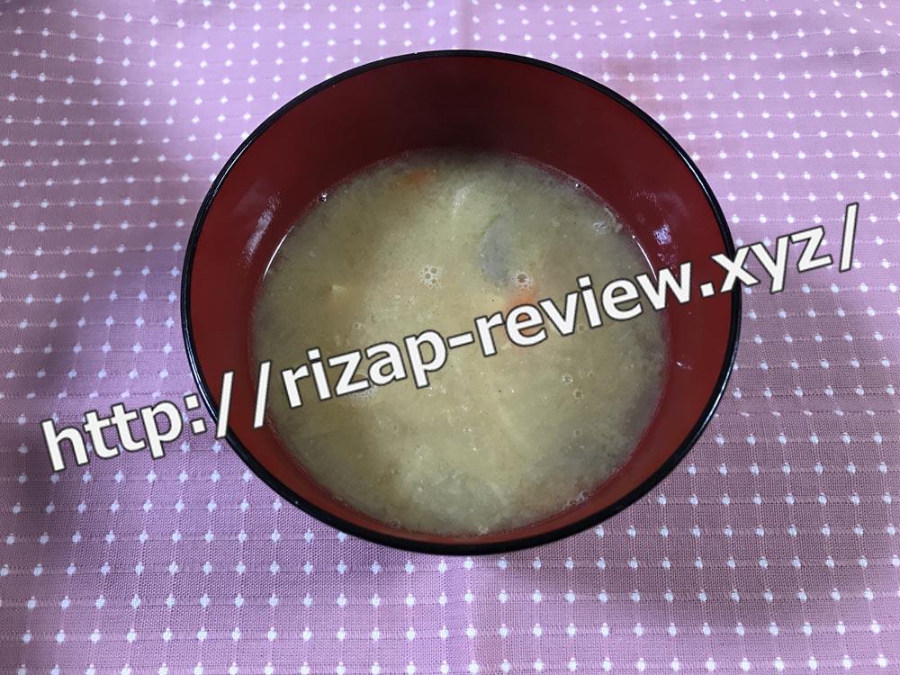 2018.9.30(日)ライザップ流の夕食