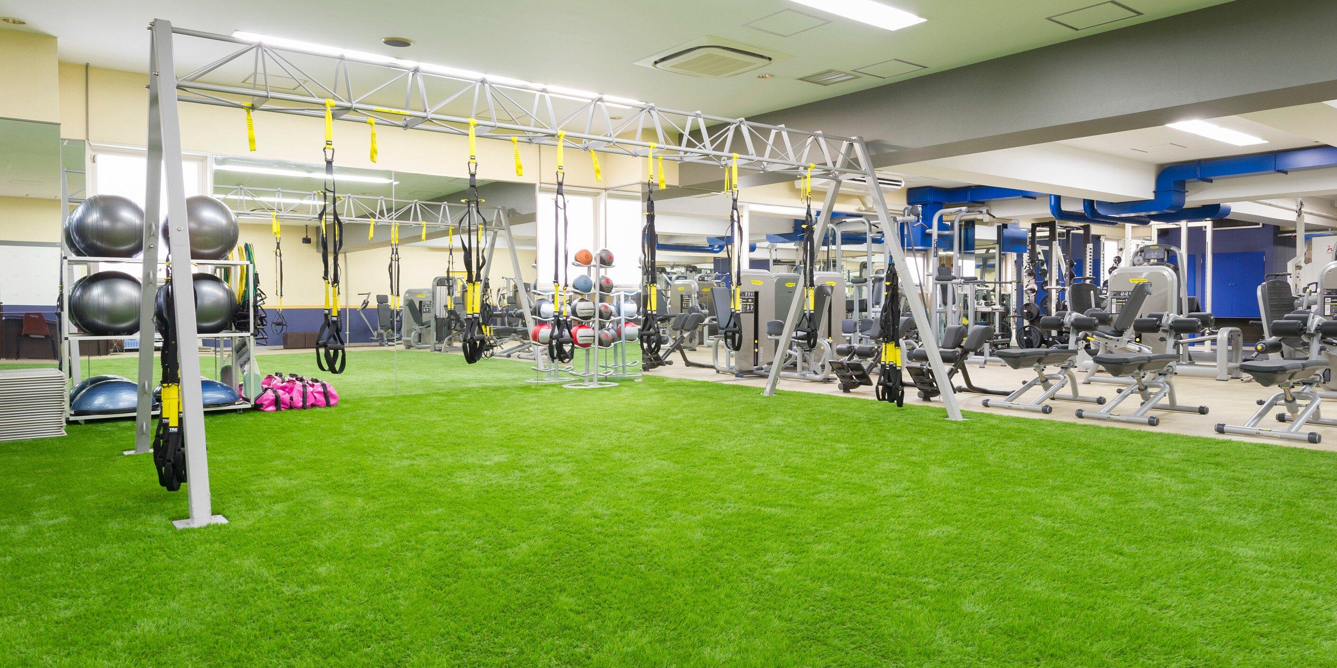 ティップネス東武練馬店の施設