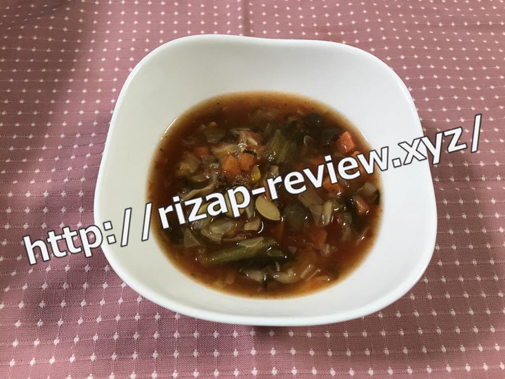 2018.10.3(水)ライザップ流の夕食