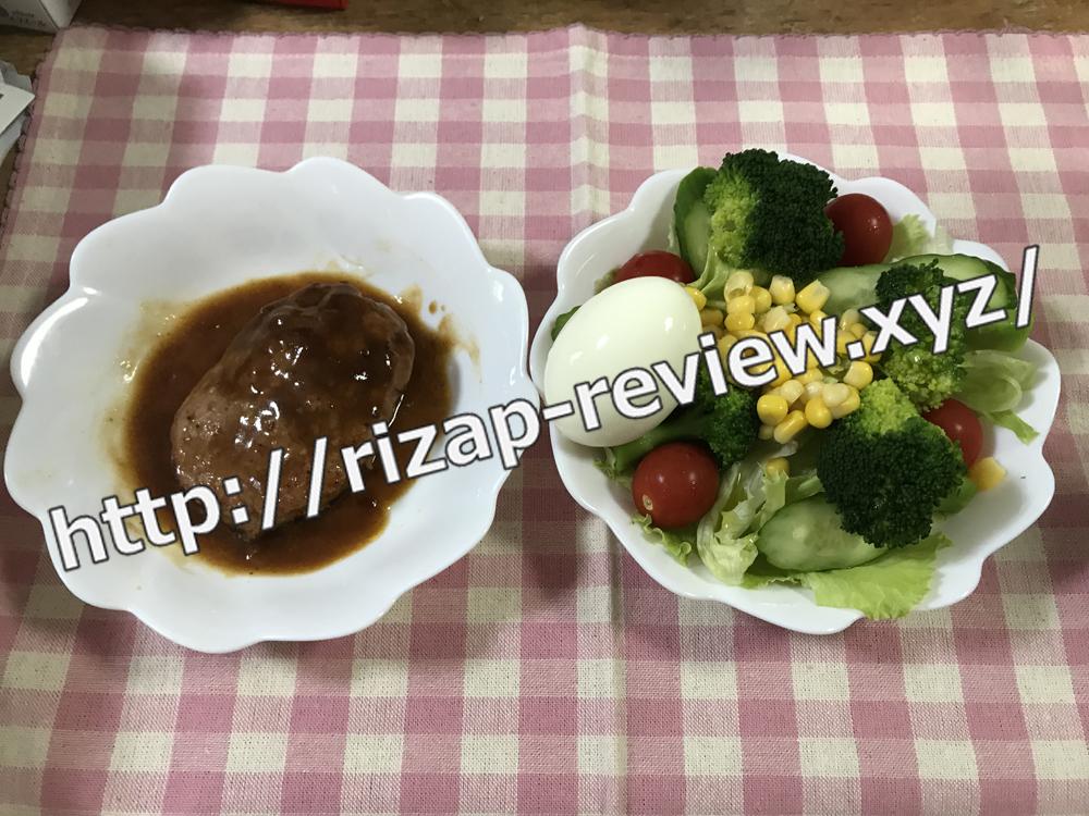 2018.10.20(土)ライザップ流の昼食
