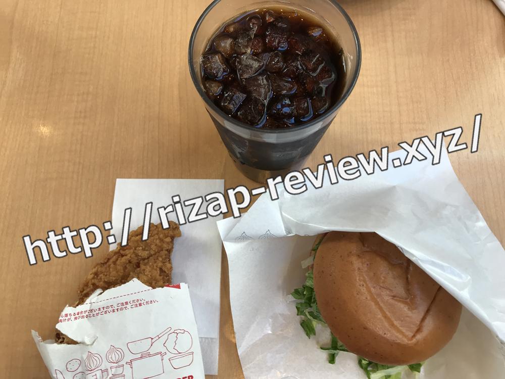 2018.10.21(日)ライザップ流の昼食