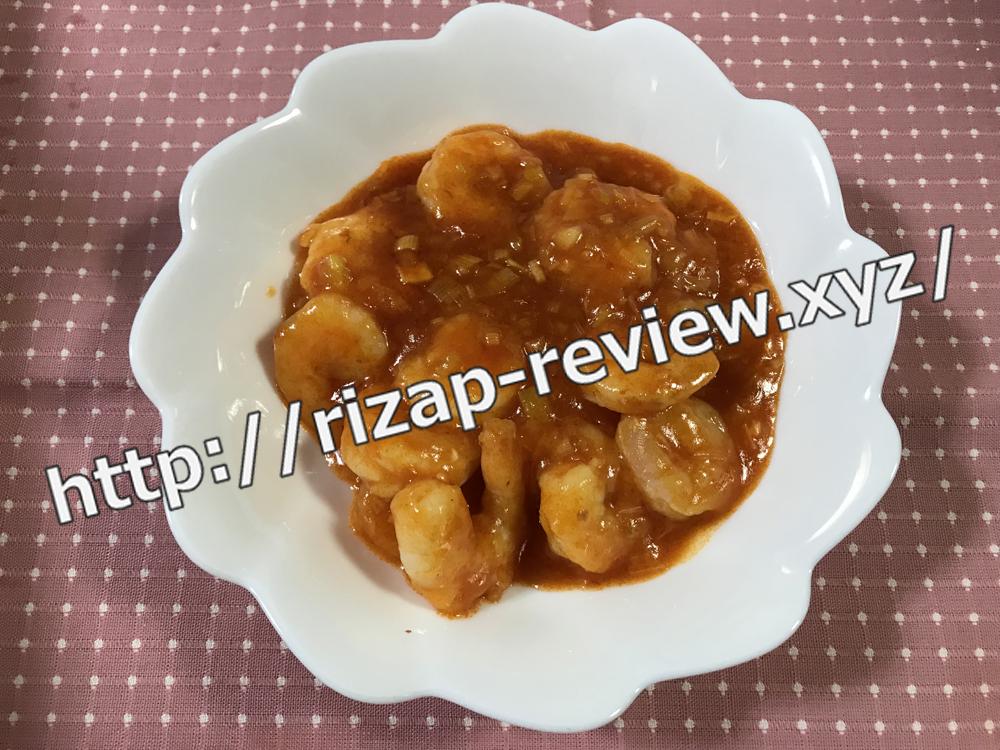 2018.10.29(月)ライザップ流の夕食