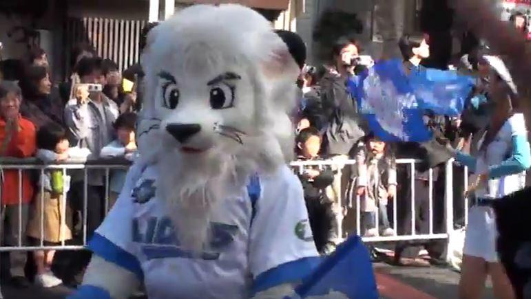 埼玉西武ライオンズ優勝記念パレード実施日はいつなの?場所は?