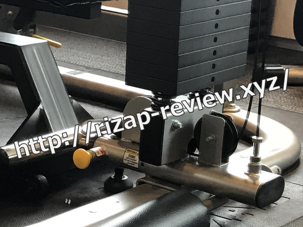 ライザップ柏店にて第120回目トレーニング終了・2018.10.12
