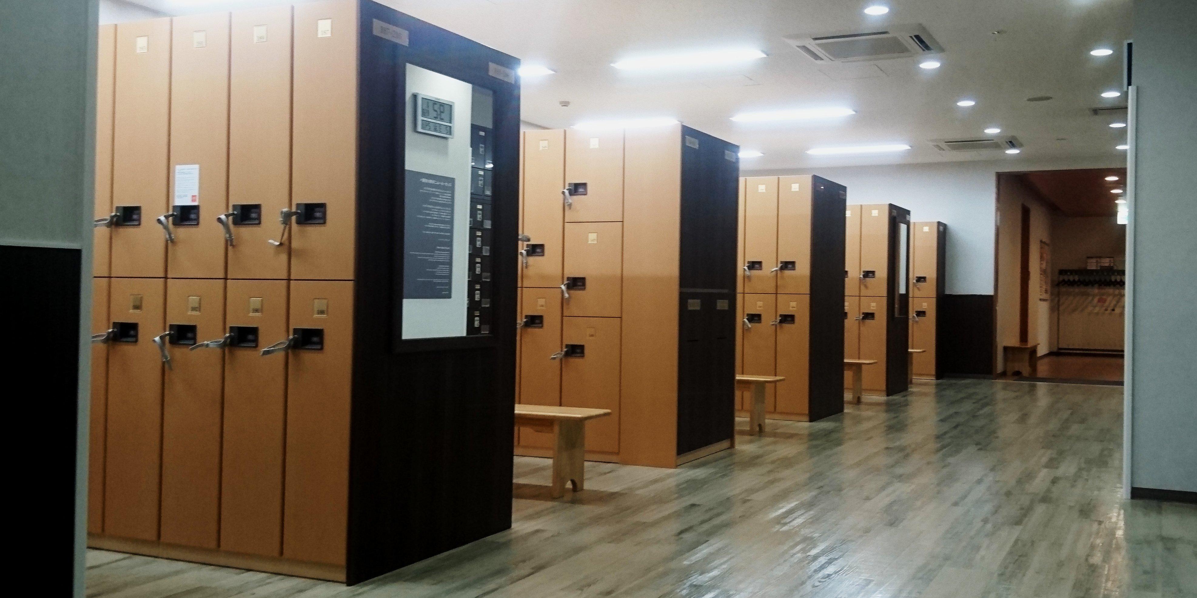 ティップネス二俣川店の施設
