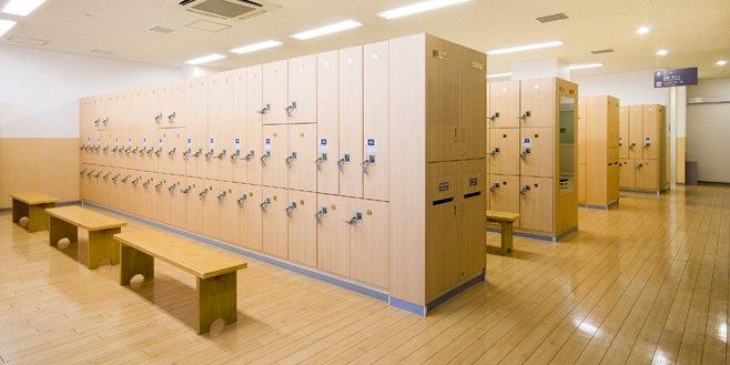 ティップネス浜松葵東店の施設